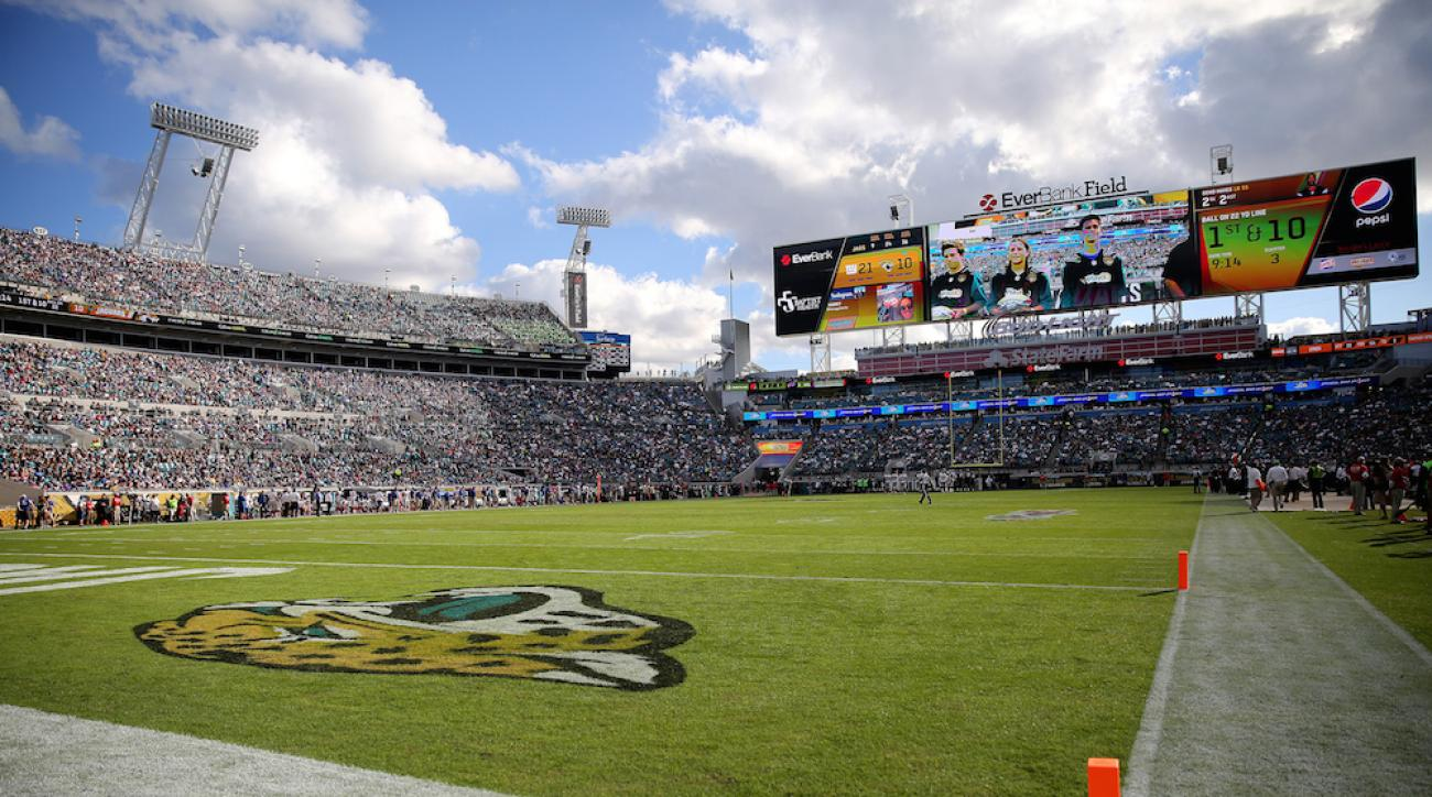 Jaguars Unveil New Plans For EverBank Field, Practice Facility
