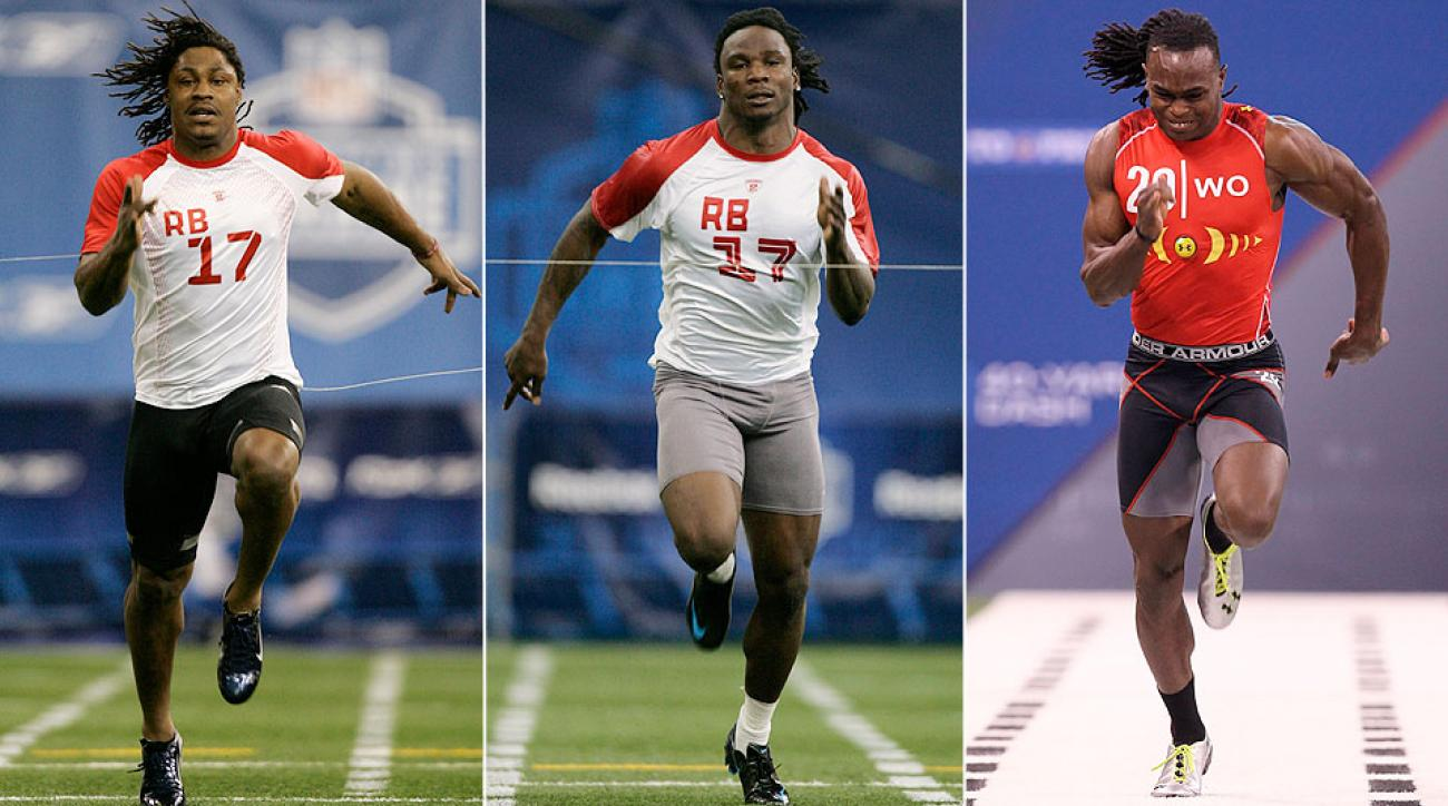 NFL combine: Careers of players with fastest 40-yard dash times