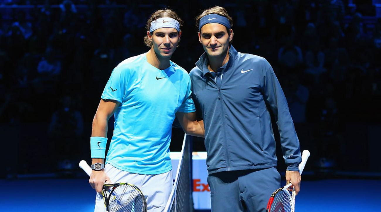 Federer, Nadal