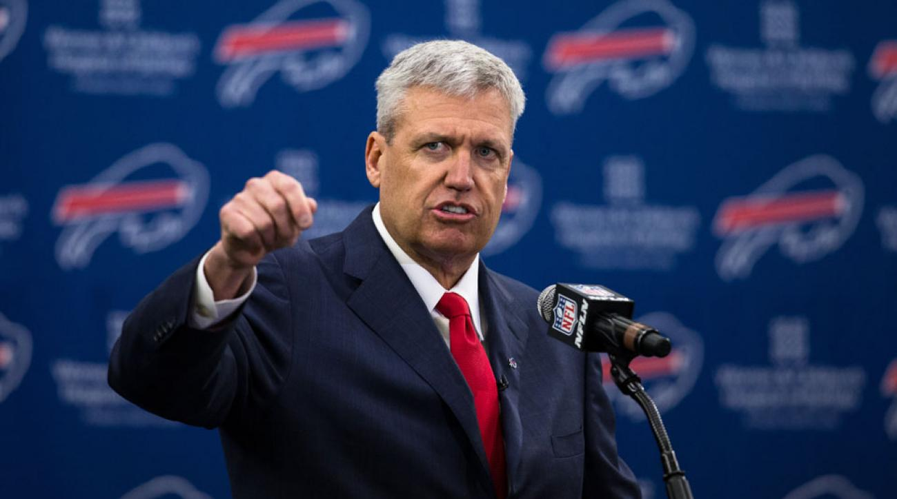 Buffalo Bills Rex Ryan