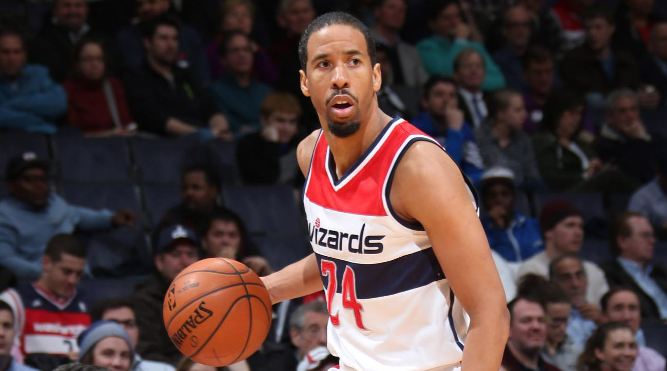 Andre Miller Kings, Wizards trade