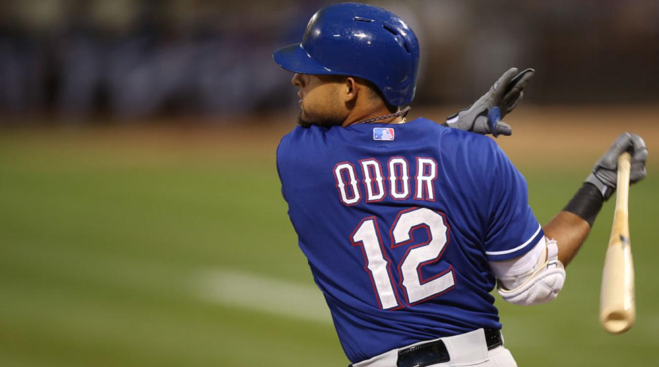 texas rangers rougned odor brother same name