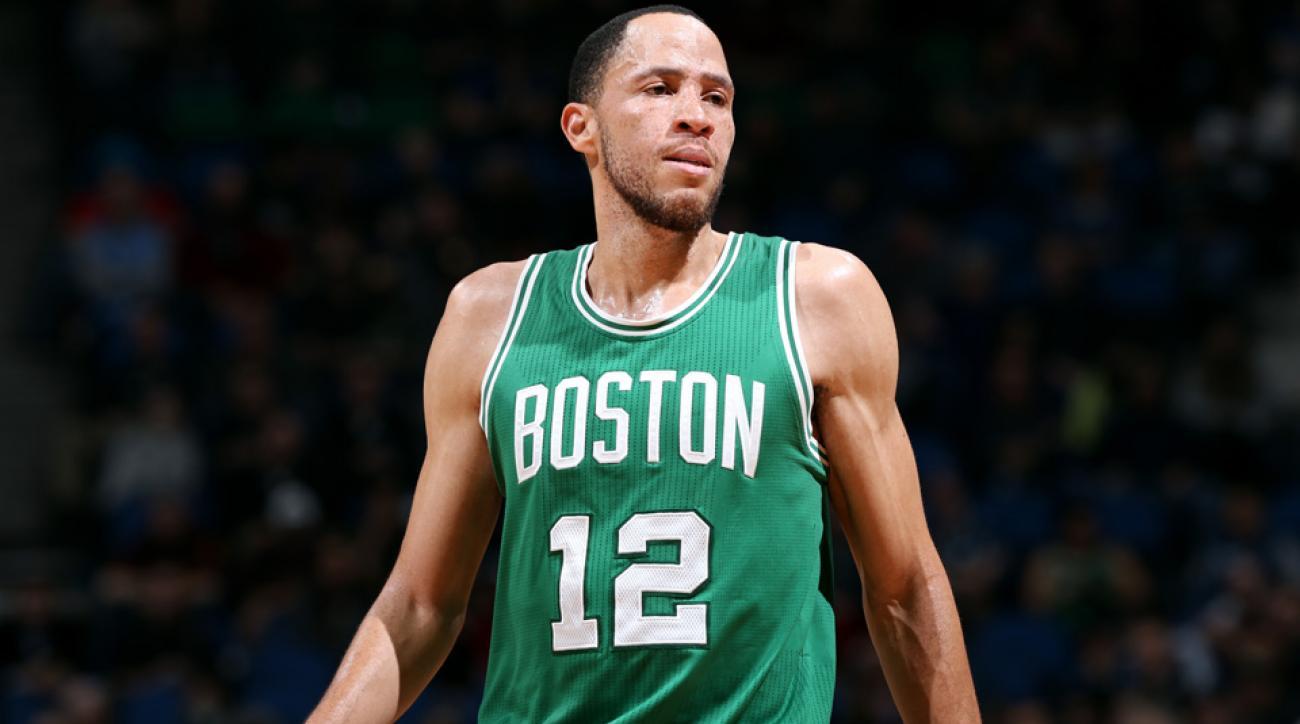 NBA trade deadline Pistons Tayshaun Prince from Celtics