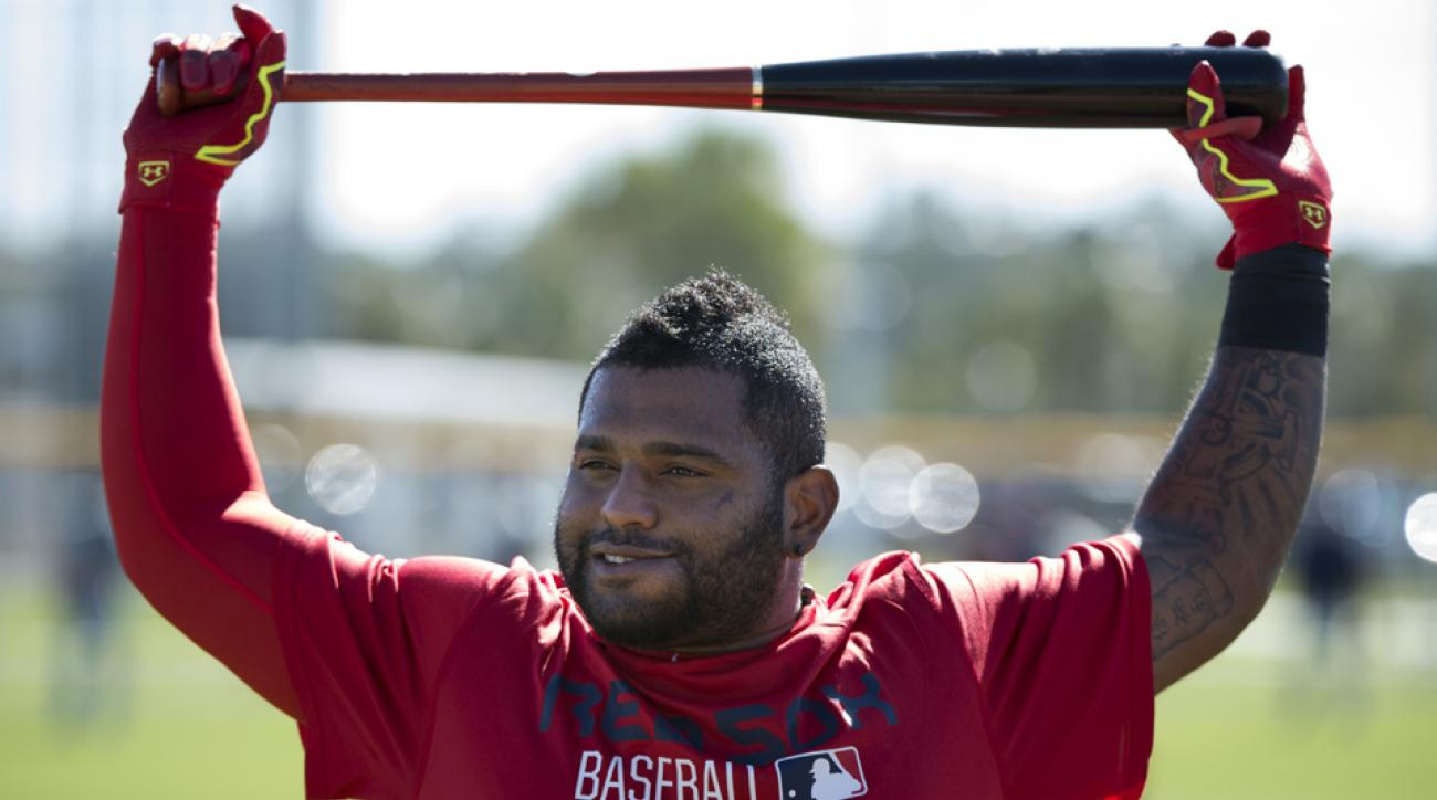 boston red sox pablo sandoval weight criticism response