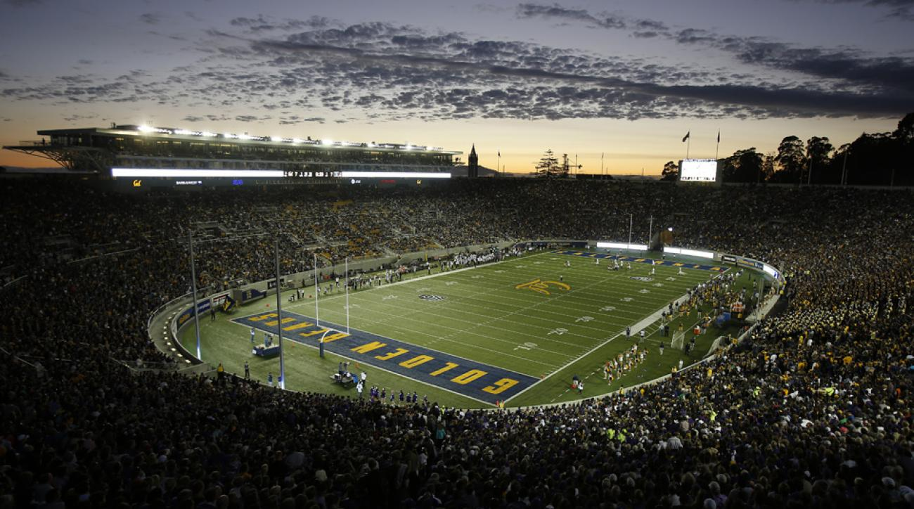 Ole Miss, Cal announce football series