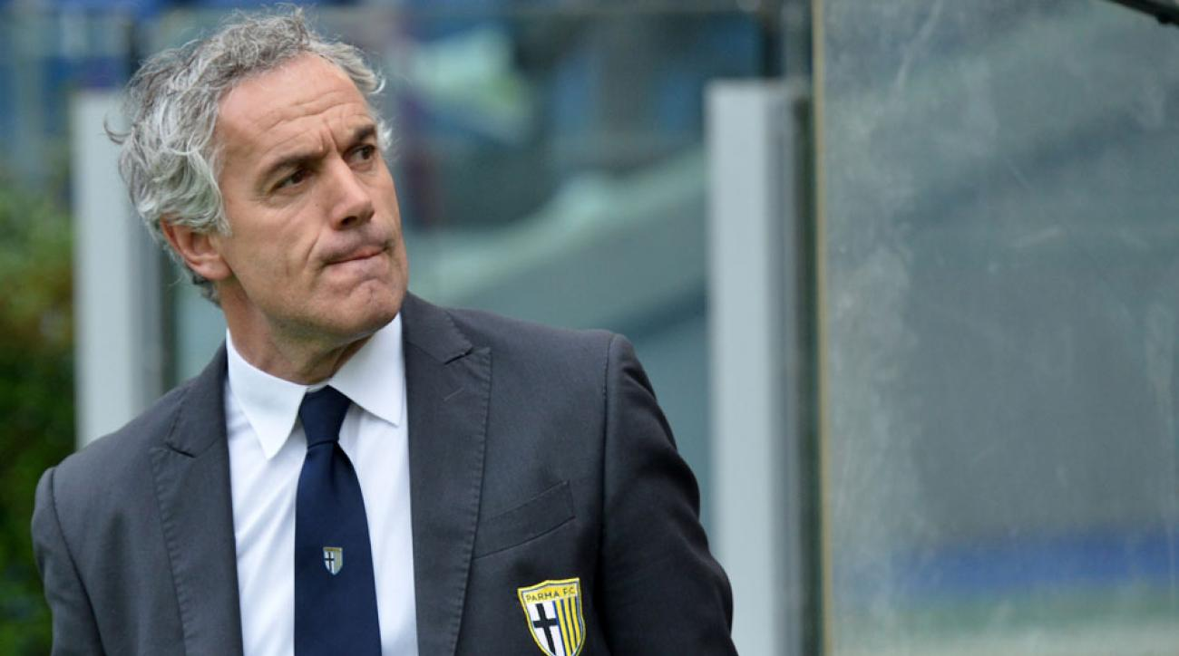 Parma Roberto Donadoni
