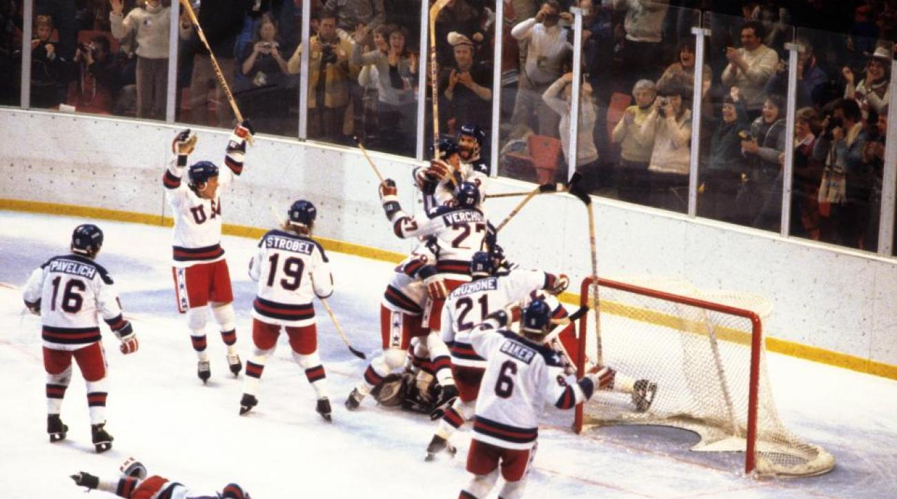 1980 usa hockey team essay The surviving members of the 1980 usa hockey team realize they're getting up in years that's just one reason the entire gang is getting bac.