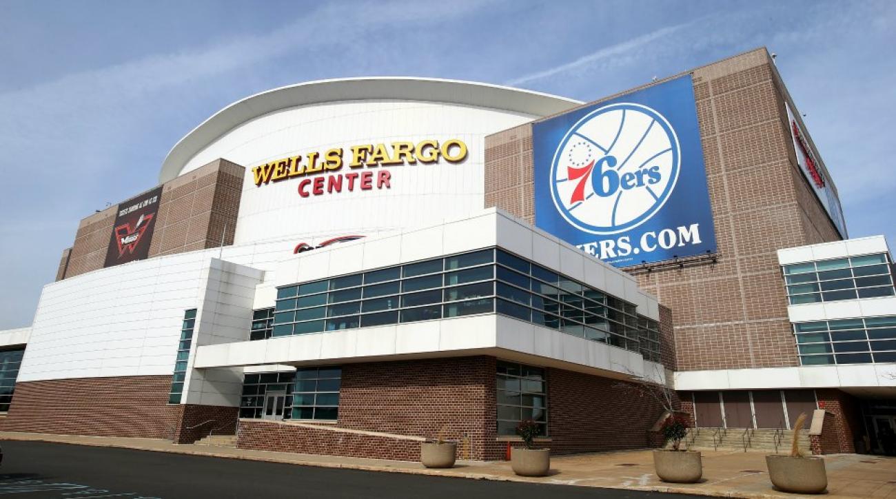 Wells Fargo Center heat is broken for Pacers practice
