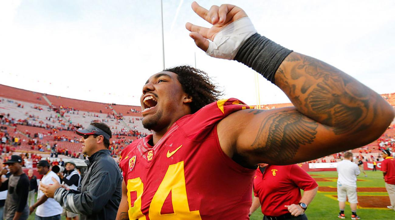 Believe in the Big Cat: The case for Leonard Williams as the No. 1 pick