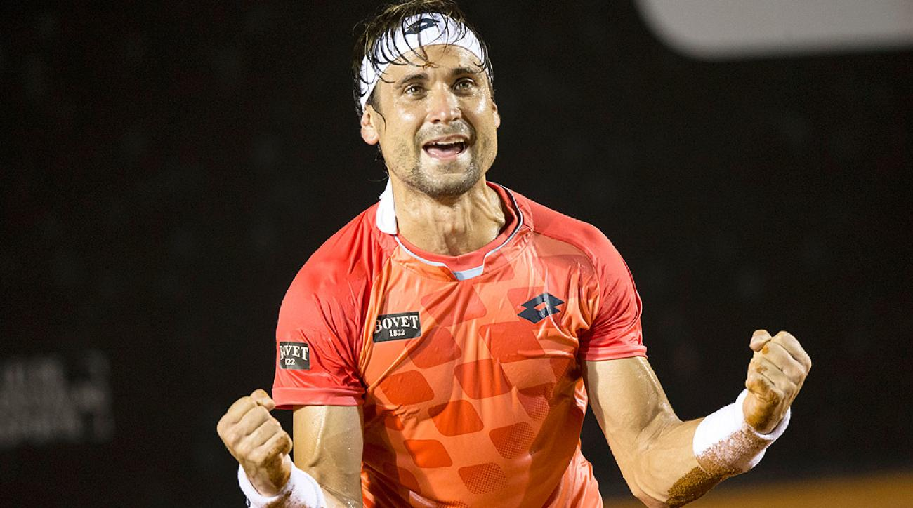 David Ferrer won the Rio Open on Sunday.