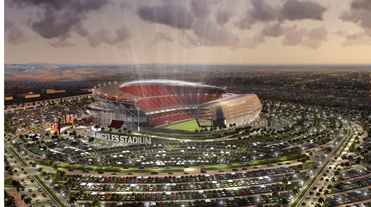 Chargers, San Diego mayor meet to discuss stadium