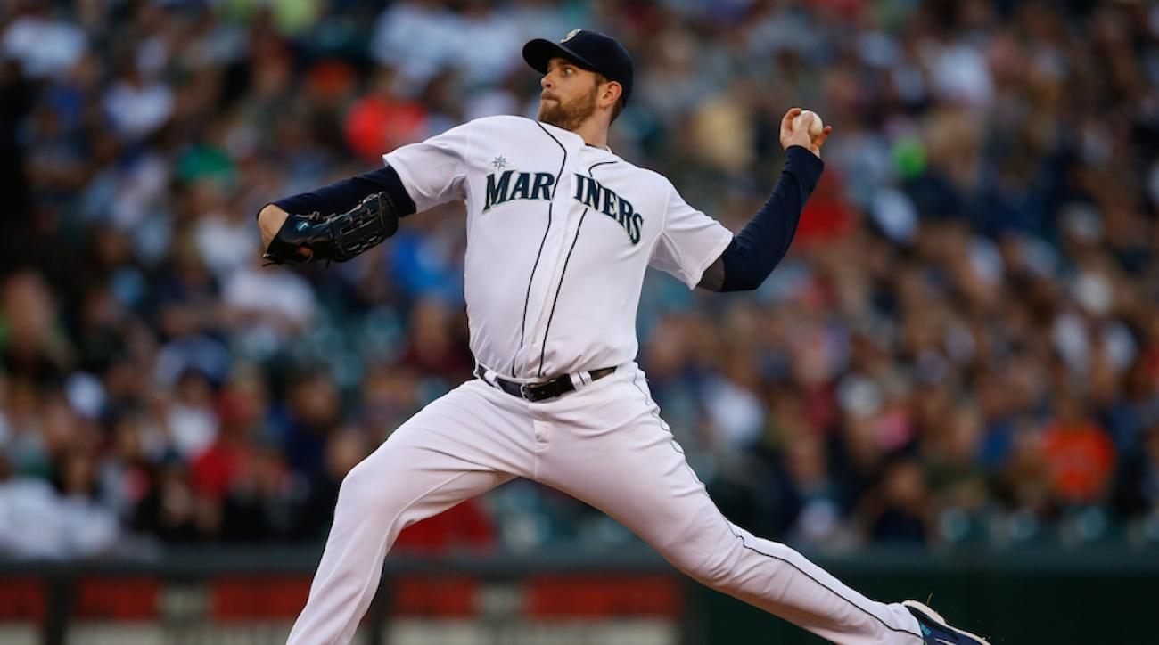james paxton seattle mariners