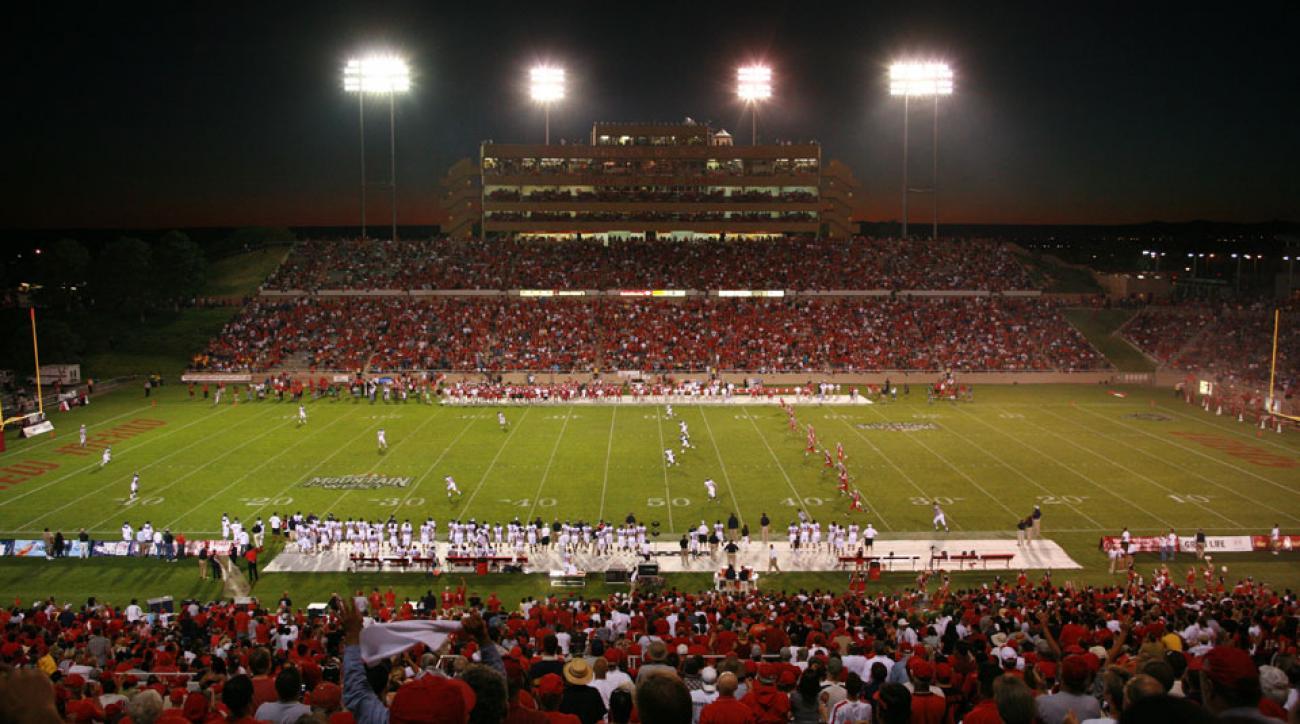 New Mexico football