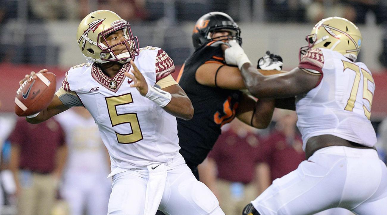 2015 NFL Mock Draft: Jameis Winston goes to Tampa Bay Buccaneers