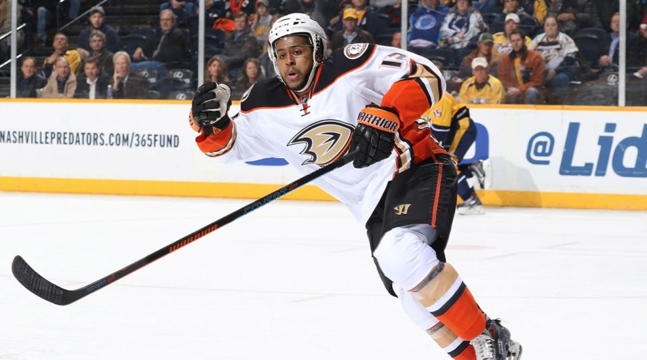 Devante Smith-Pelly traded to Canadiens