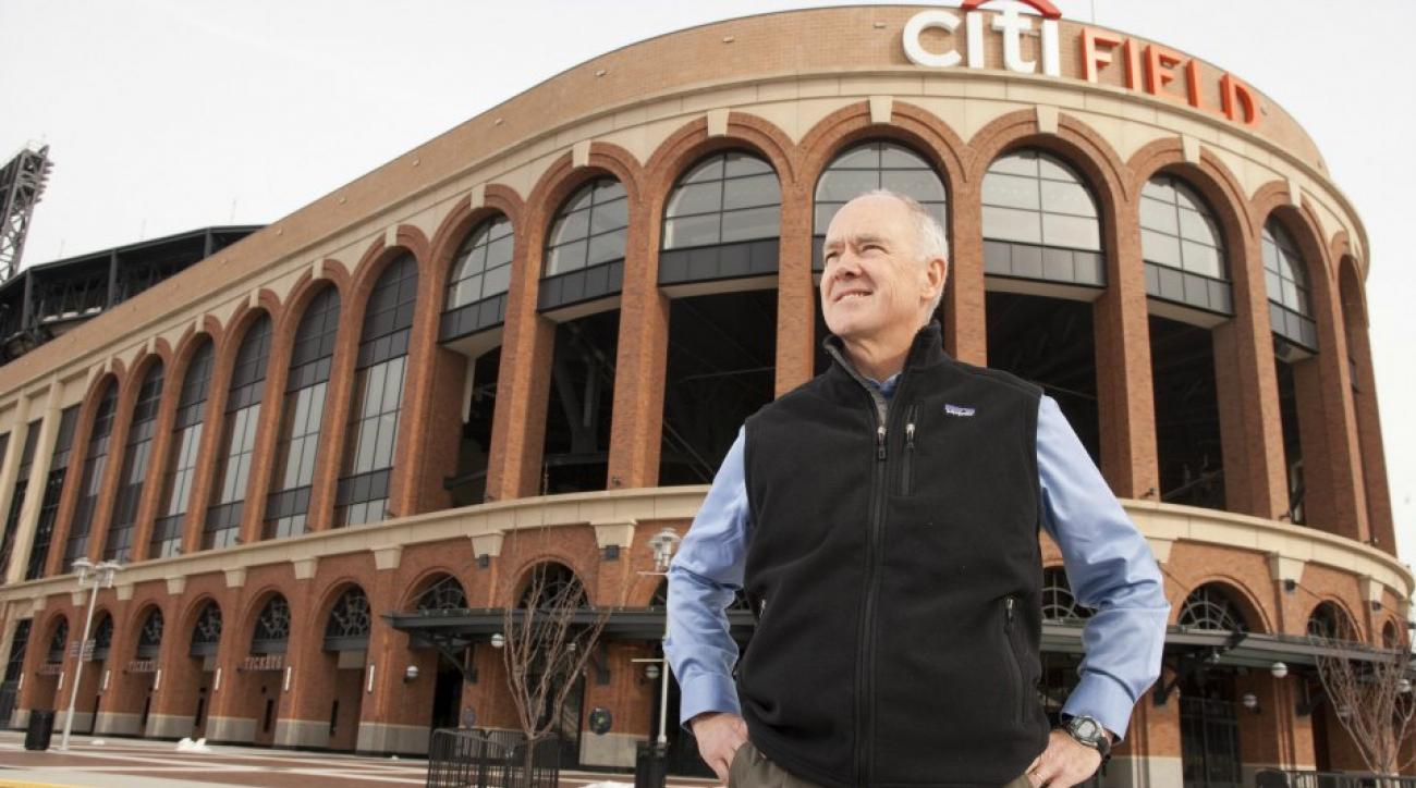 New York Mets GM Sandy Alderson had jury duty