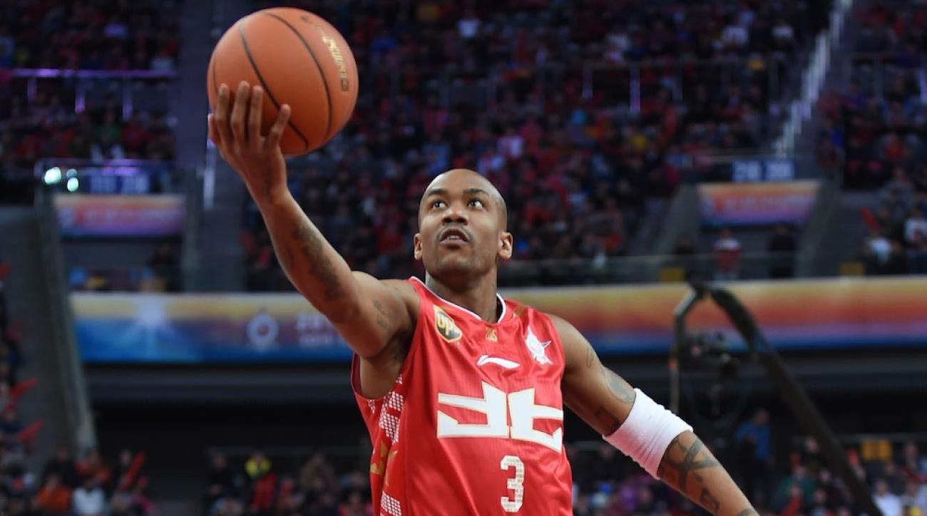 stephon marbury chinese basketball association