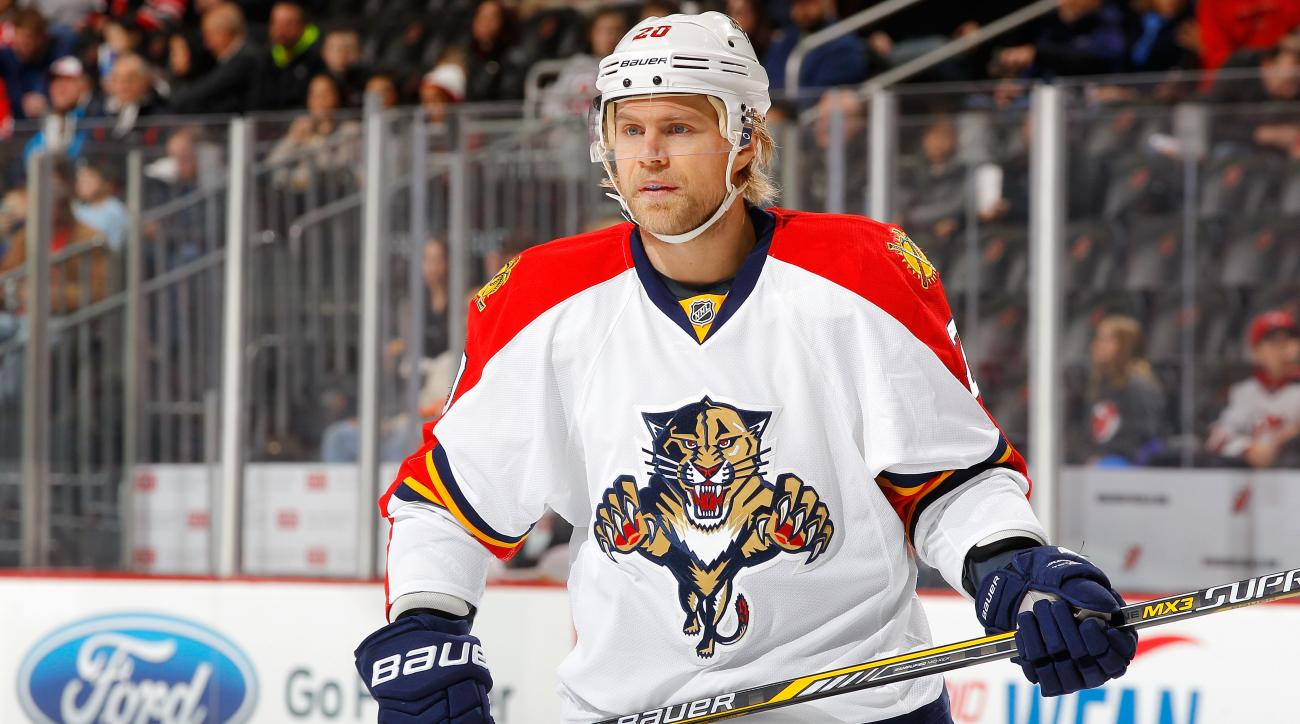 trade deadline minnesota wild sean bergenheim florida panthers