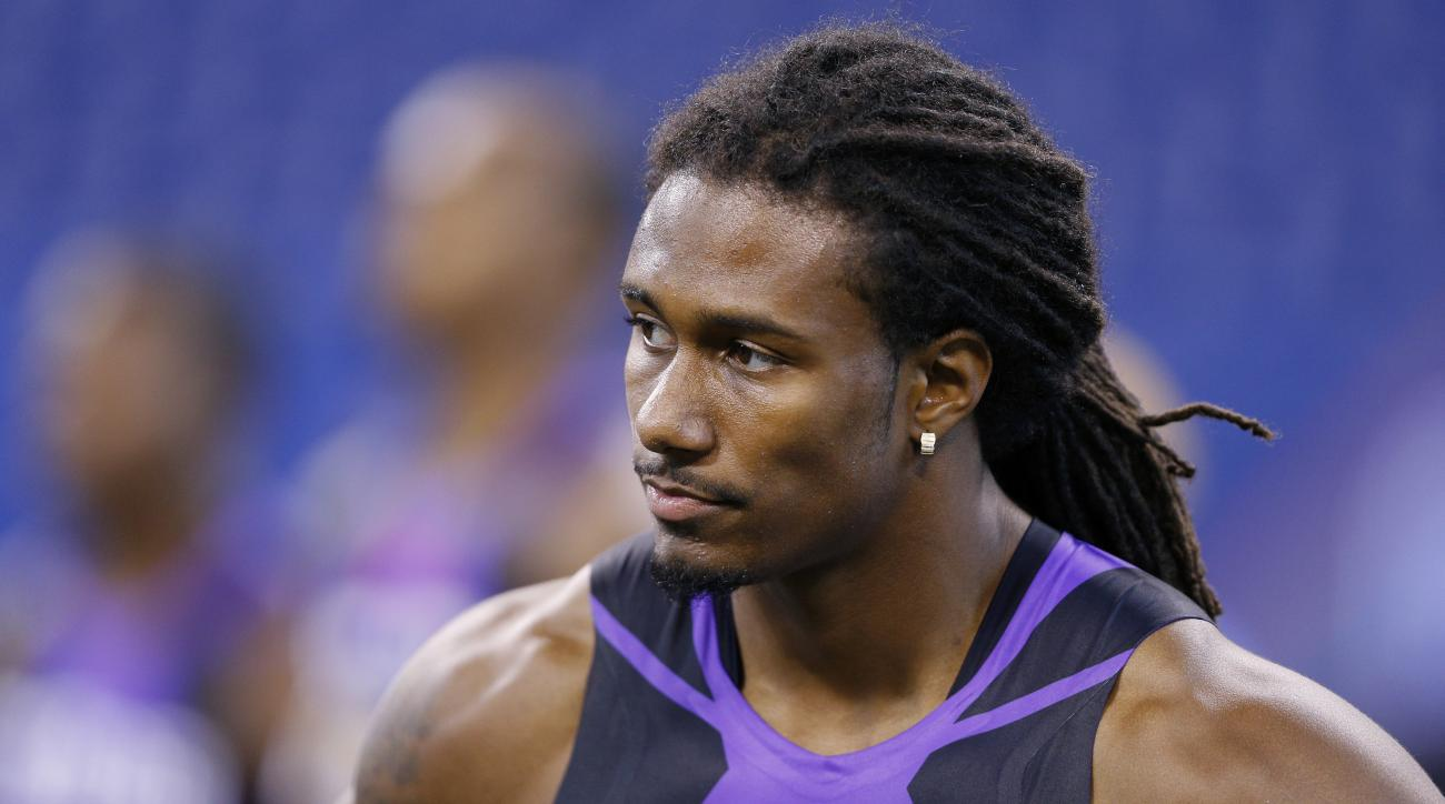 Trae Waynes was one of three players who won $100,000 from Adidas.