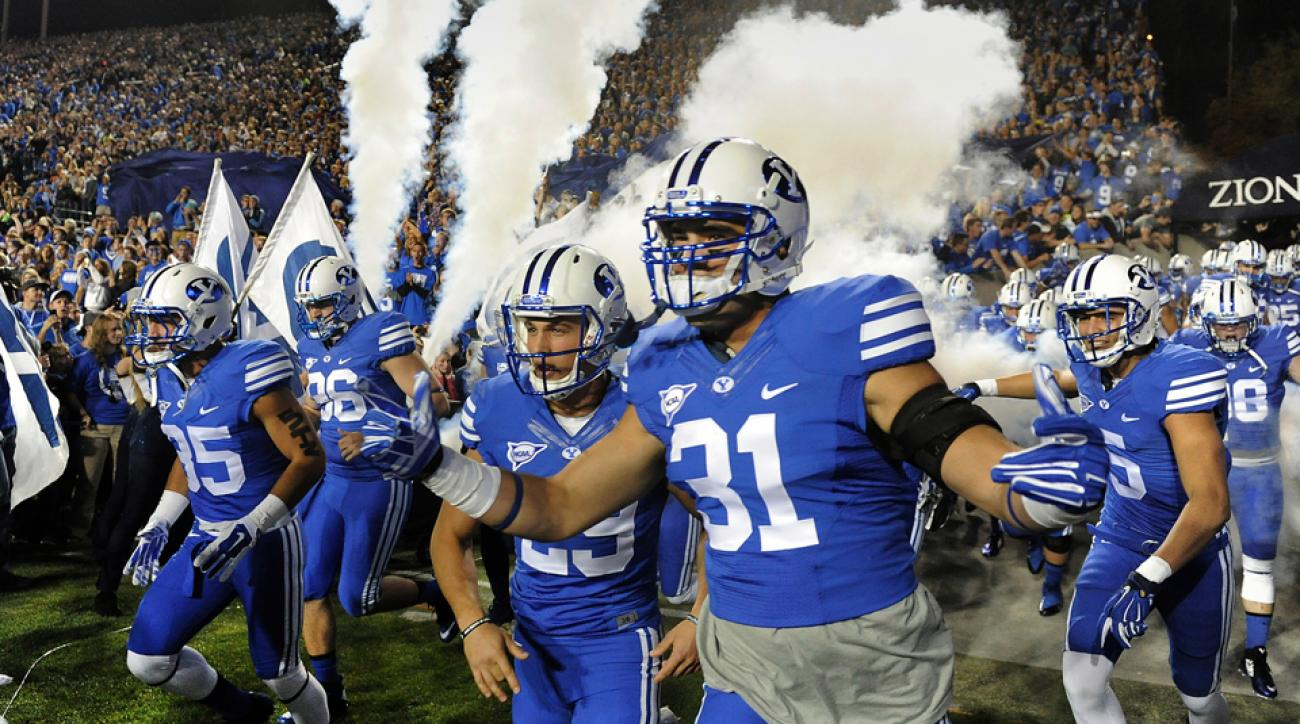 BYU eyes playing in Power 5 Conference in near future