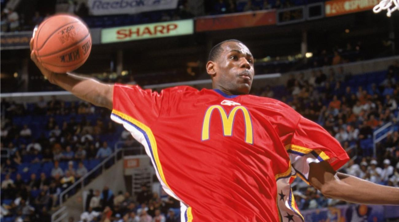 Cavaliers' LeBron James accidentally disses McDonald's
