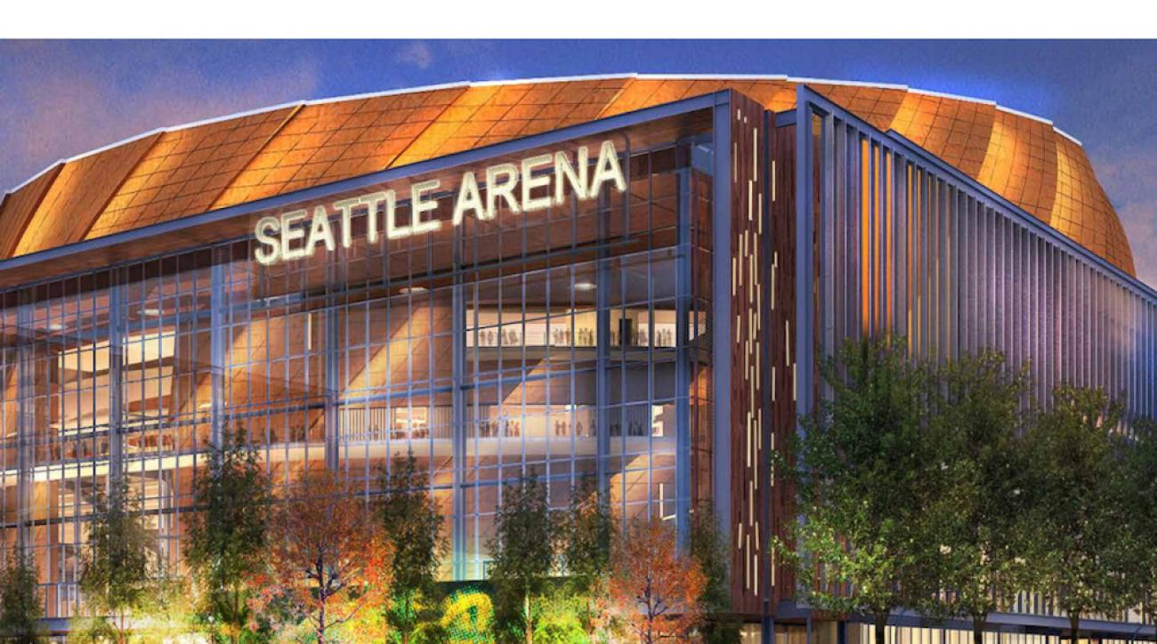 seattle arena rendering