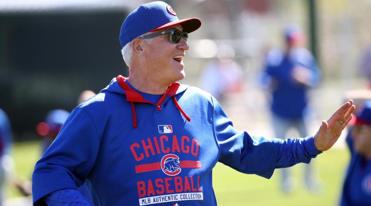 chicago cubs joe maddon the office
