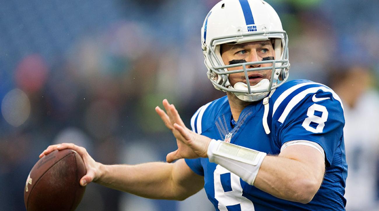 Indianapolis Colts Matt Hasselbeck