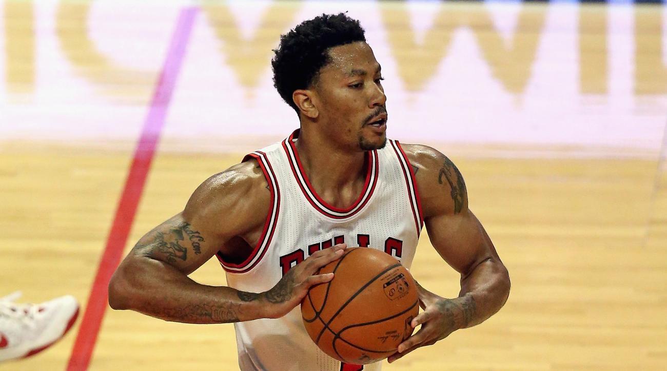 Derrick Rose NBA rumors