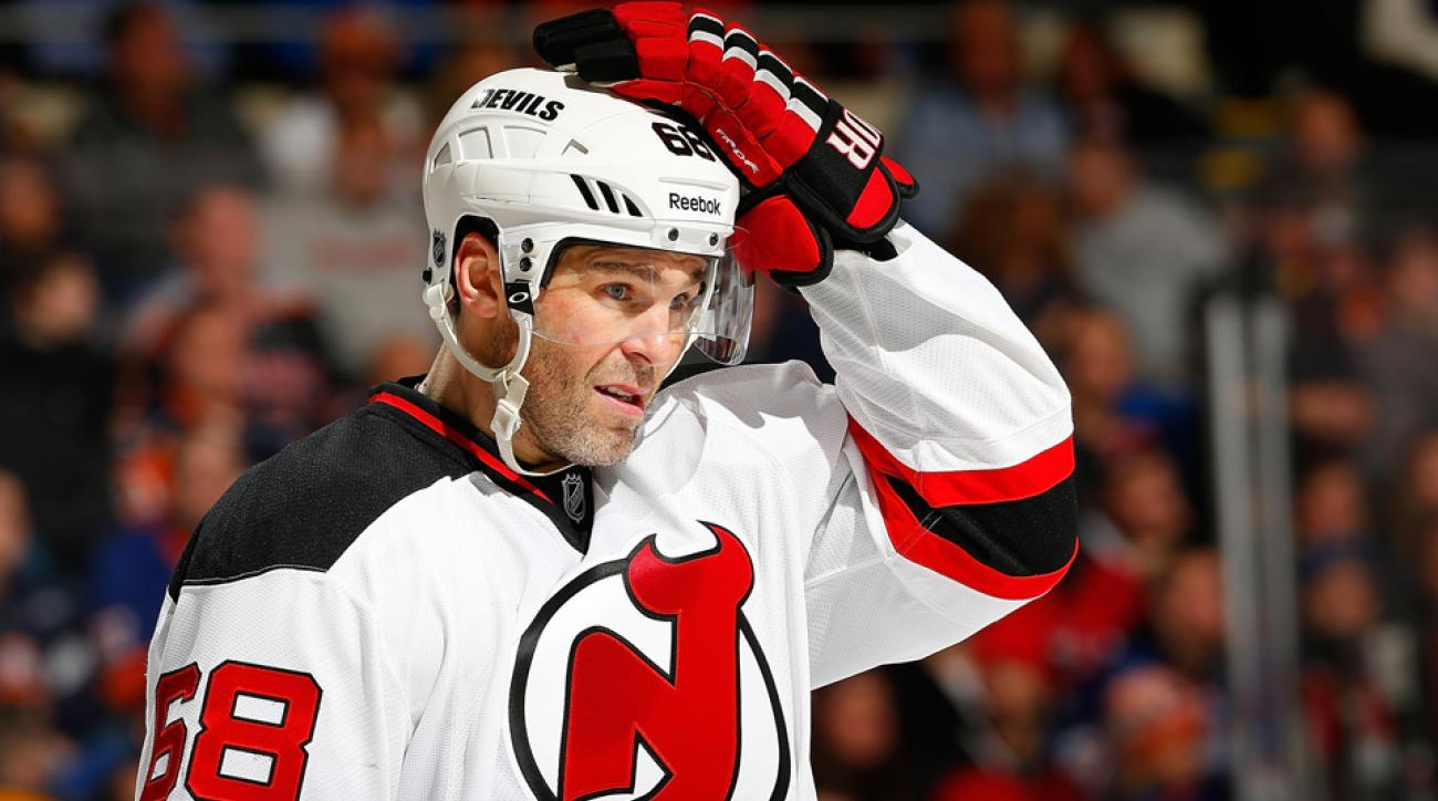 jaromir jagr trade florida panthers fun facts