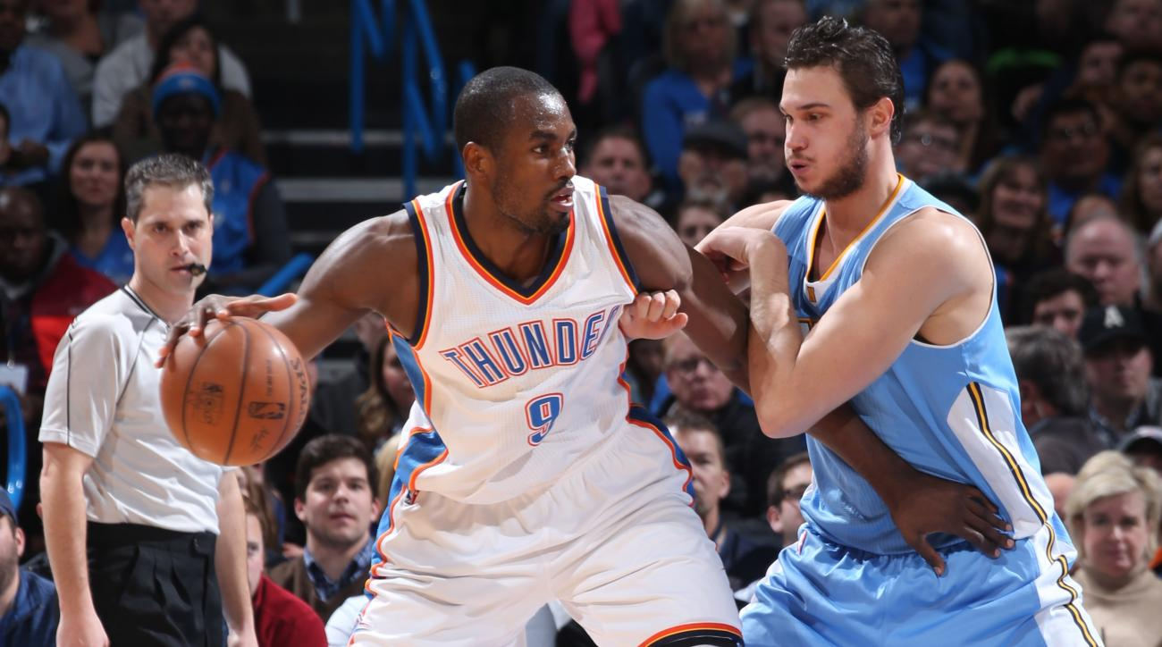 Serge Ibaka NBA fantasy picks