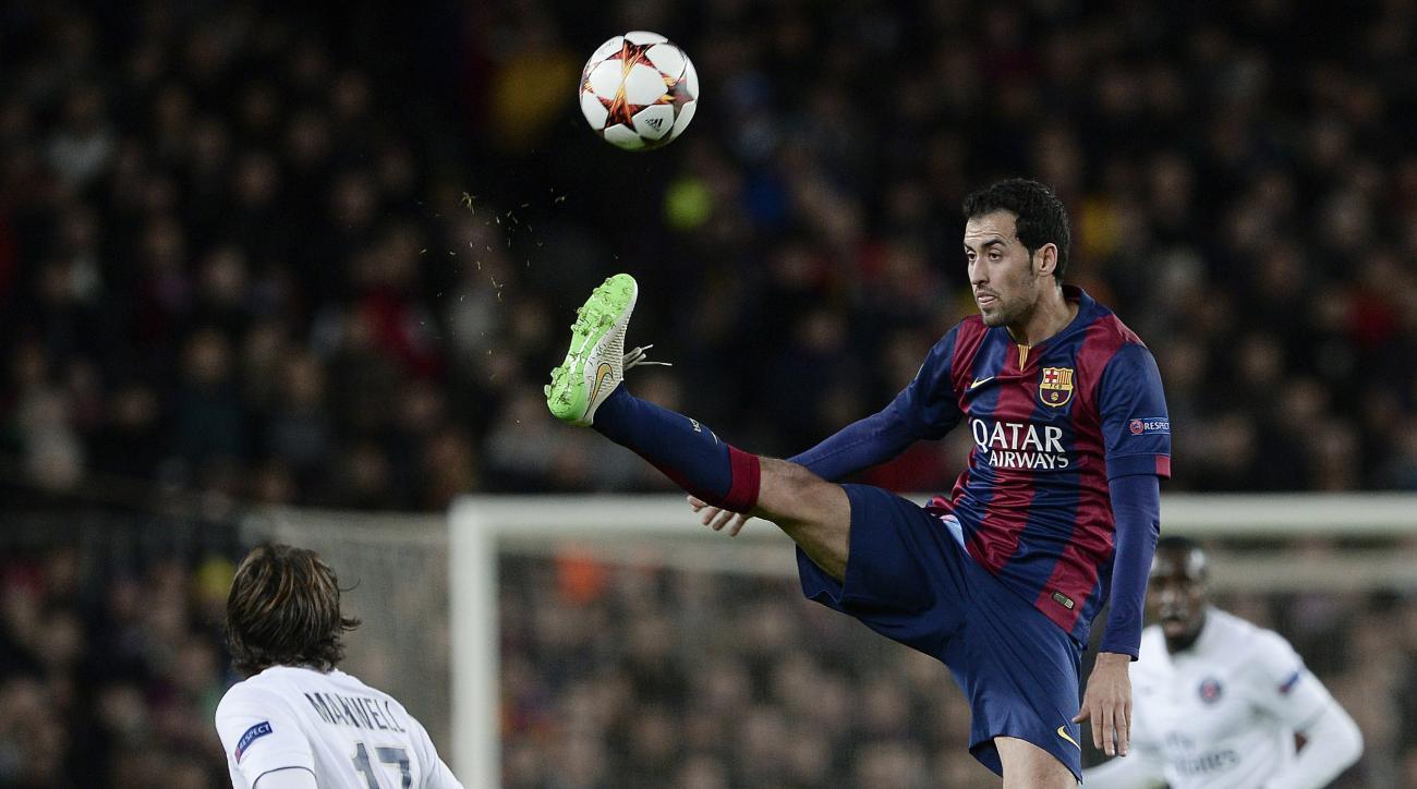 Sergio Busquets Barcelona contract