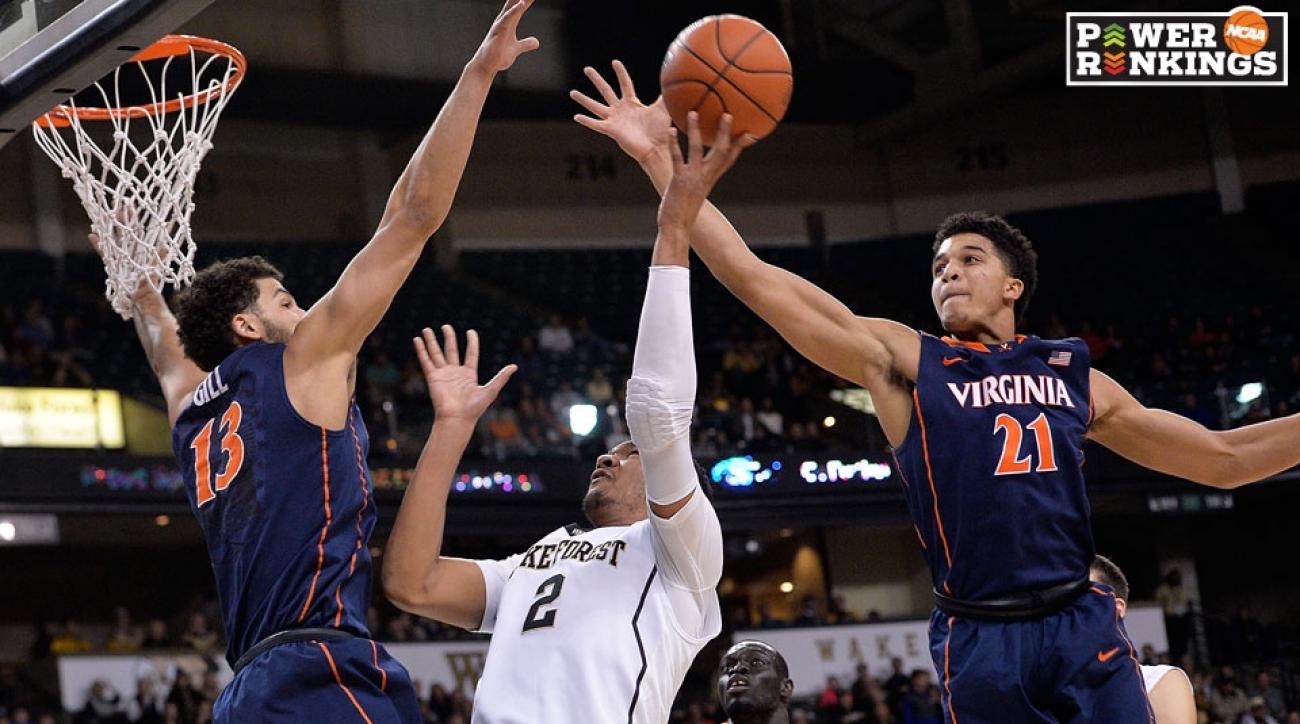 Virginia defense