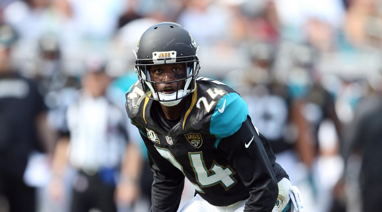 Will Blackmon released by the Jaguars