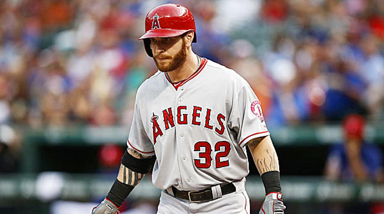 Josh Hamilton, Los Angeles Angels