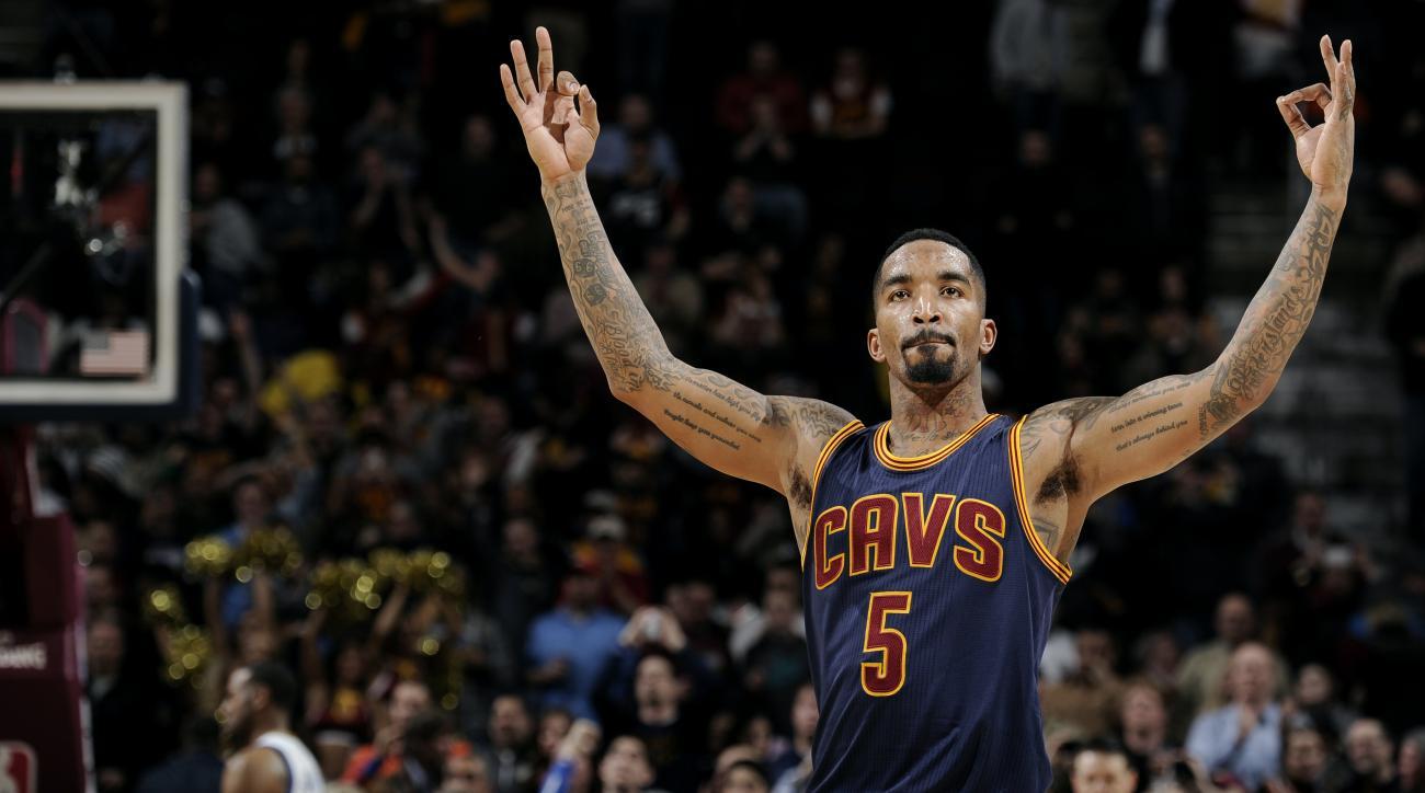 J.R. Smith fantasy basketball picks