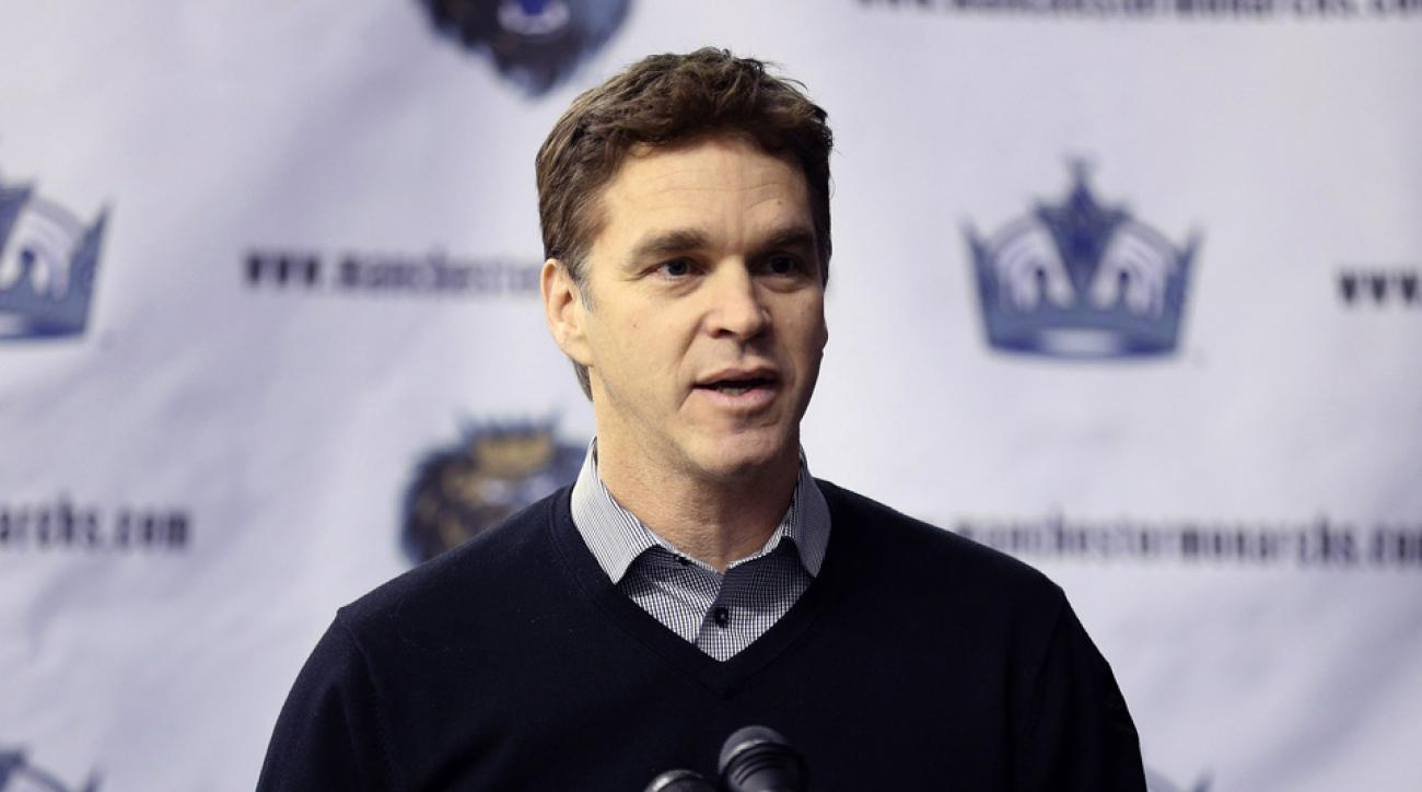 Kings to unveil bronze statue of Luc Robitaille