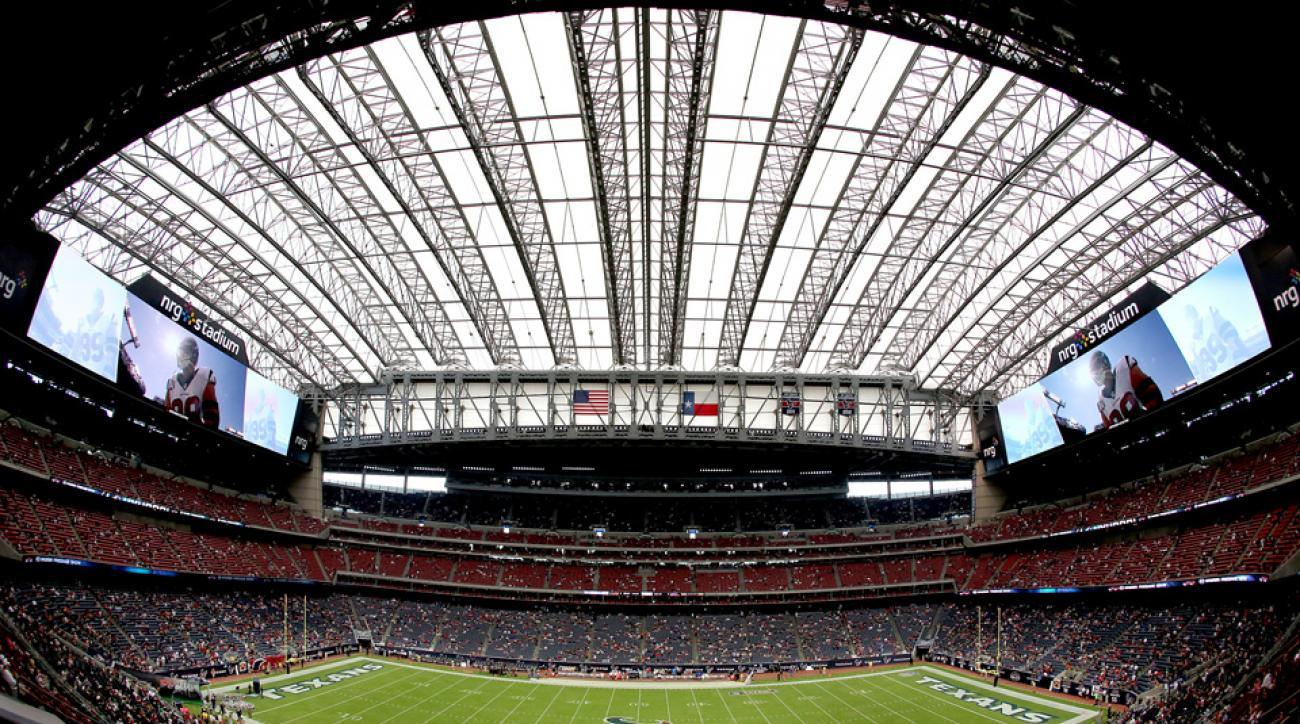 Updates needed at NRG Stadium for Super Bowl LI