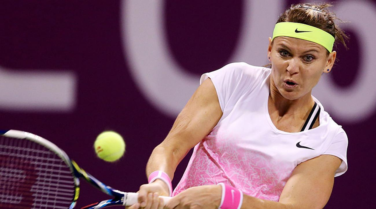 Lucie Safarova wins Qatar Open