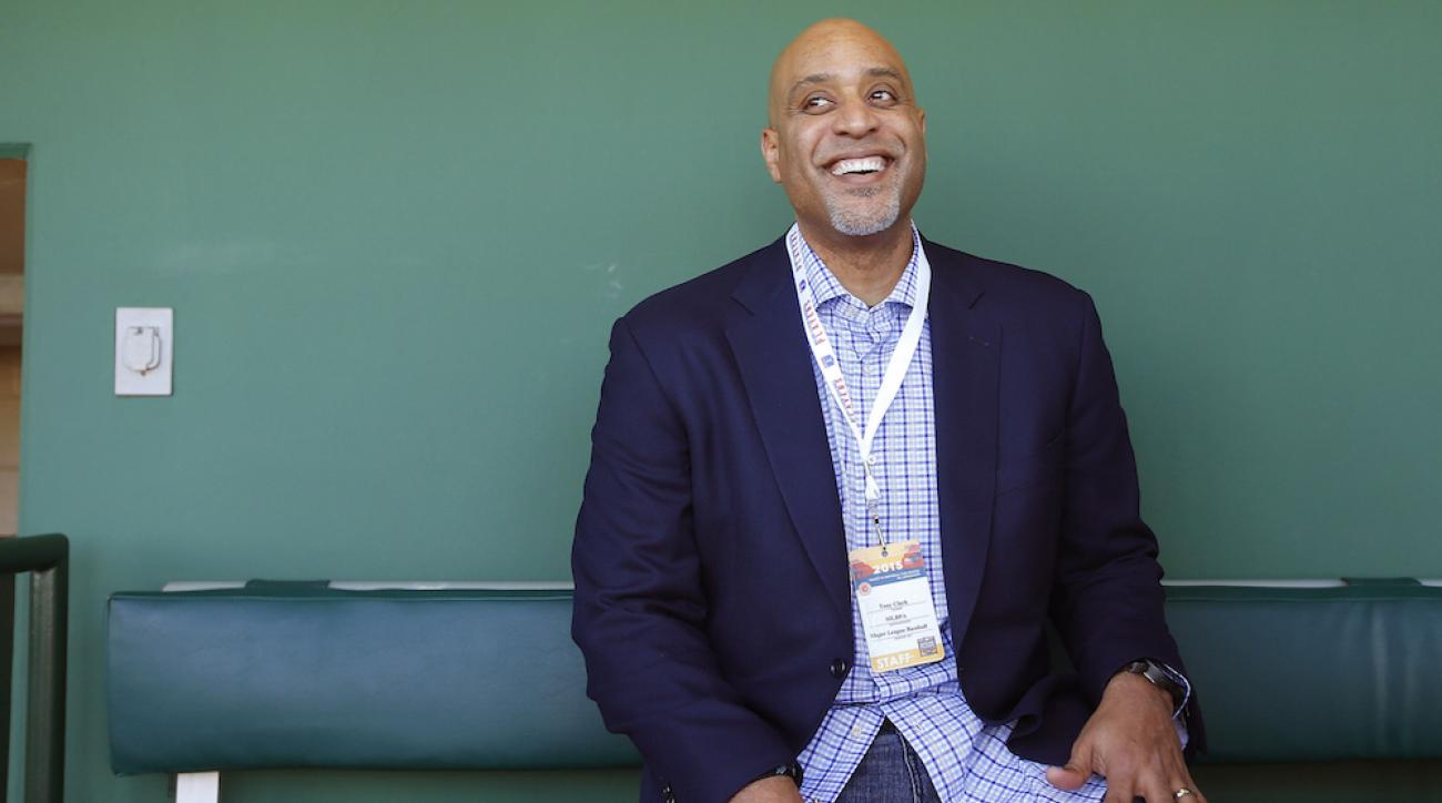 Major League Baseball Players Association Tony Clark