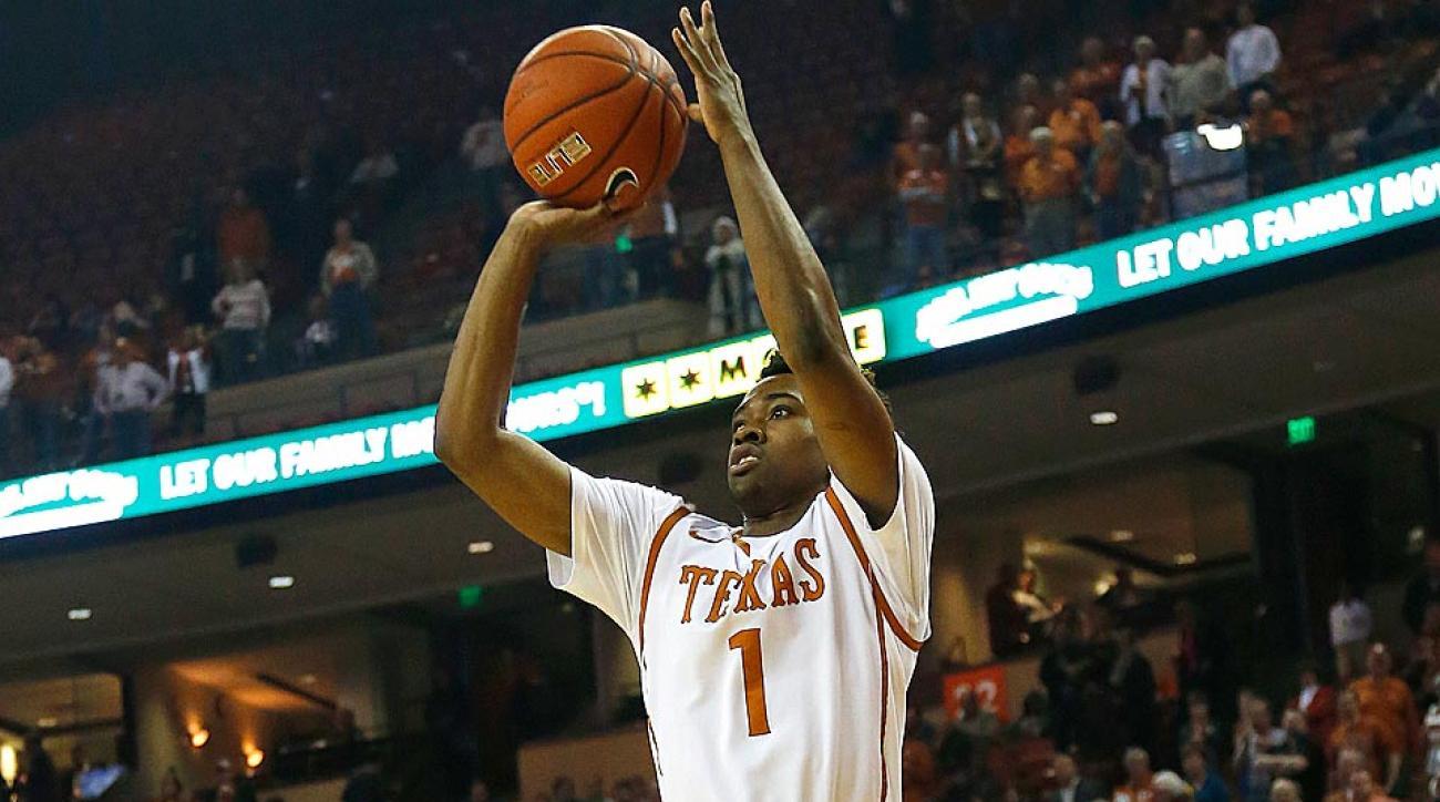 Isaiah Taylor Texas vs. Baylor