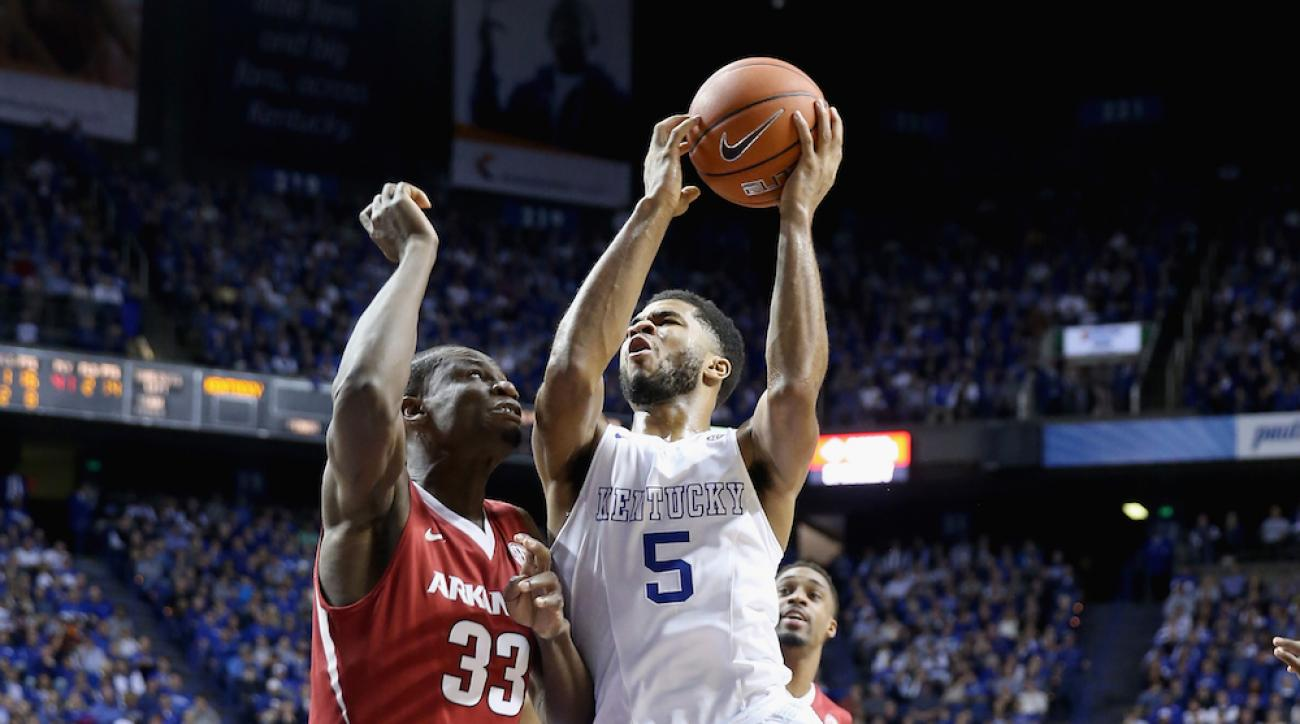 kentucky wildcats andrew harrison