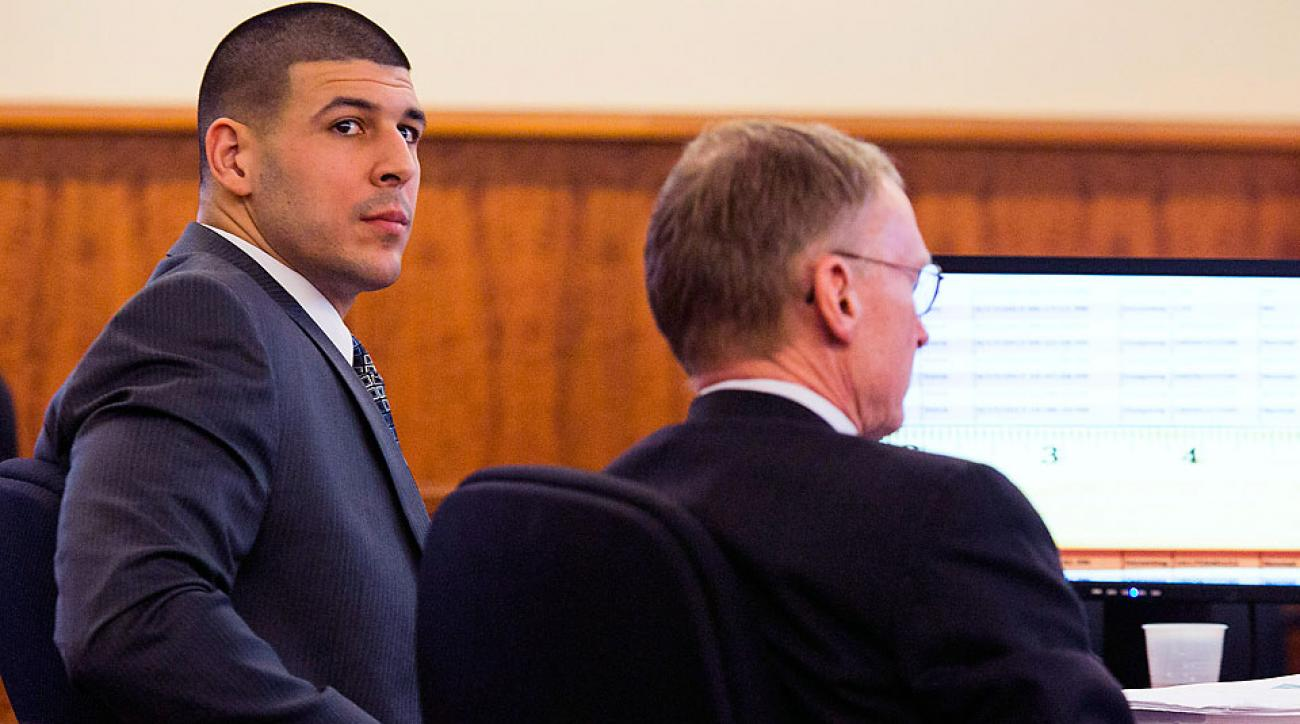 Aaron Hernandez trial Day 19: Texts between Hernandez, Lloyd the focus
