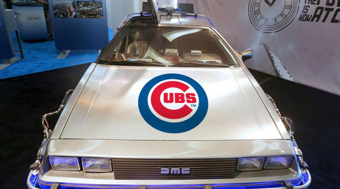 Cubs World Series auto museum contest
