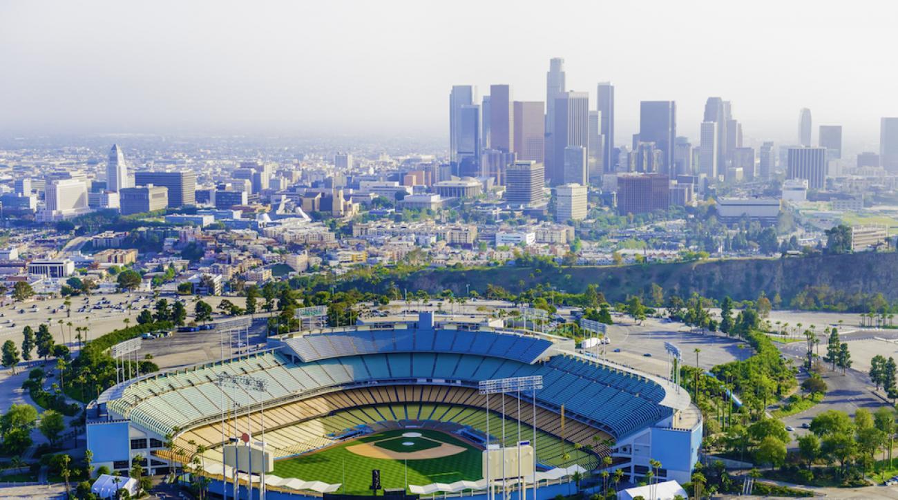 dodger stadium time warner cable tv dispute