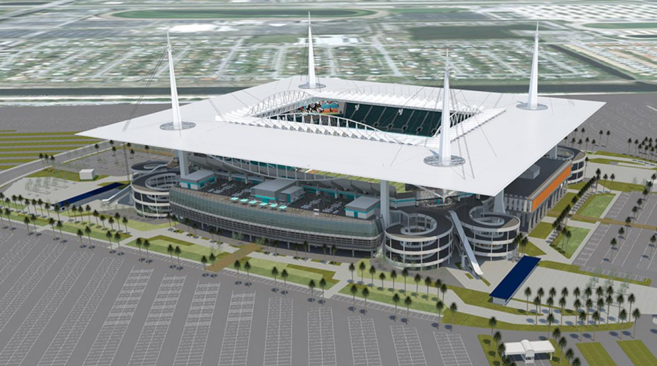 Miami's Sun Life Stadium could host a national title game
