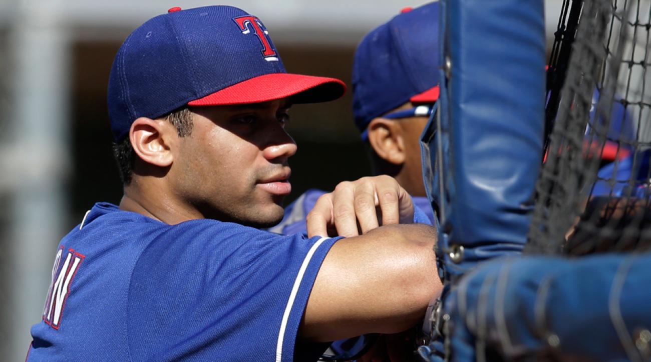Russell Wilson to visit Rangers spring training on March 28