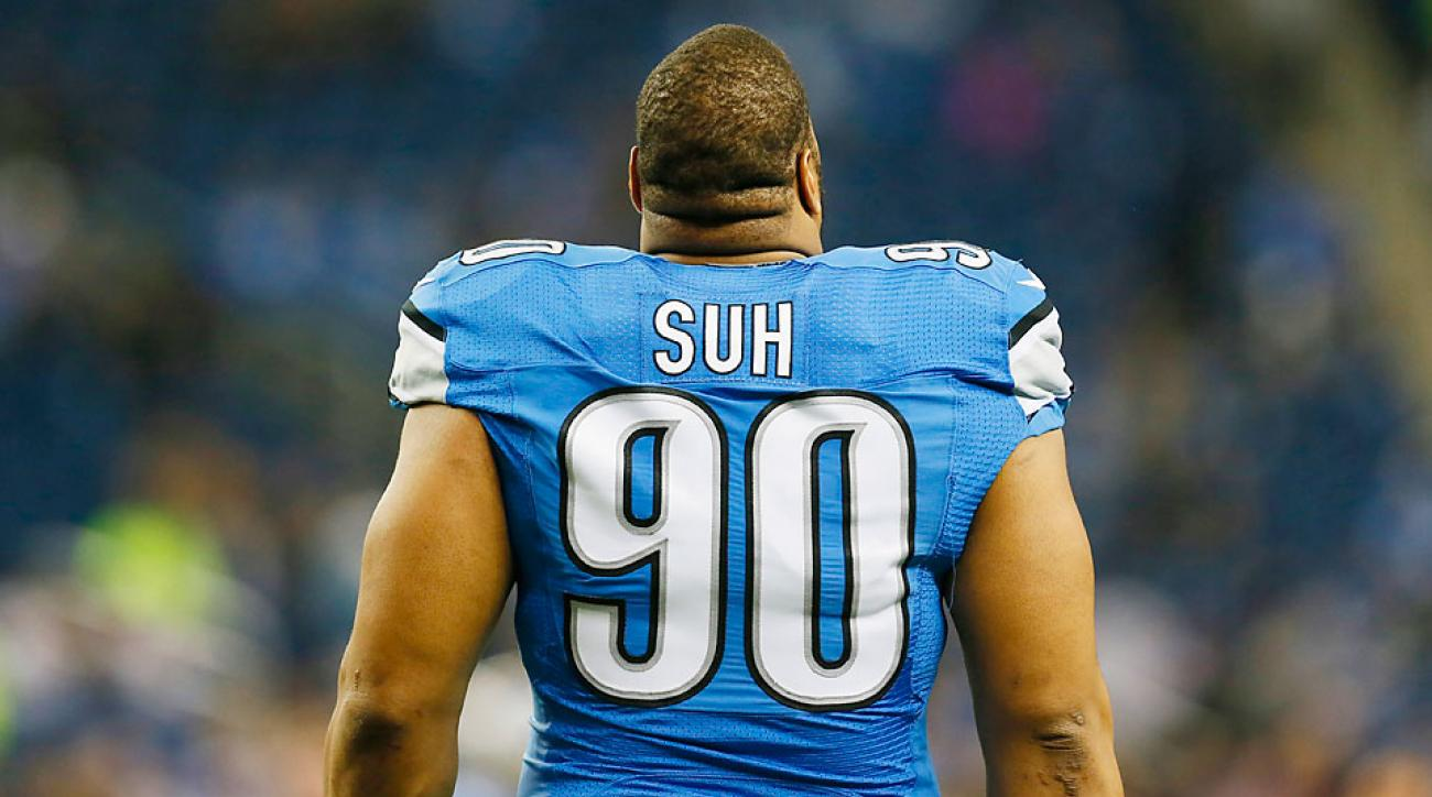 NFL free agency 2015: Ndamukong Suh is the free agent every team should go after