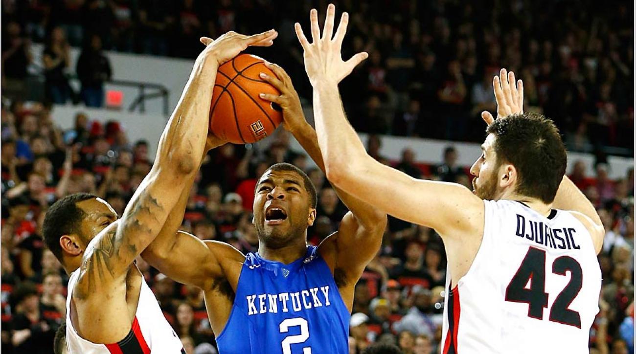 Kentucky vs. Georgia