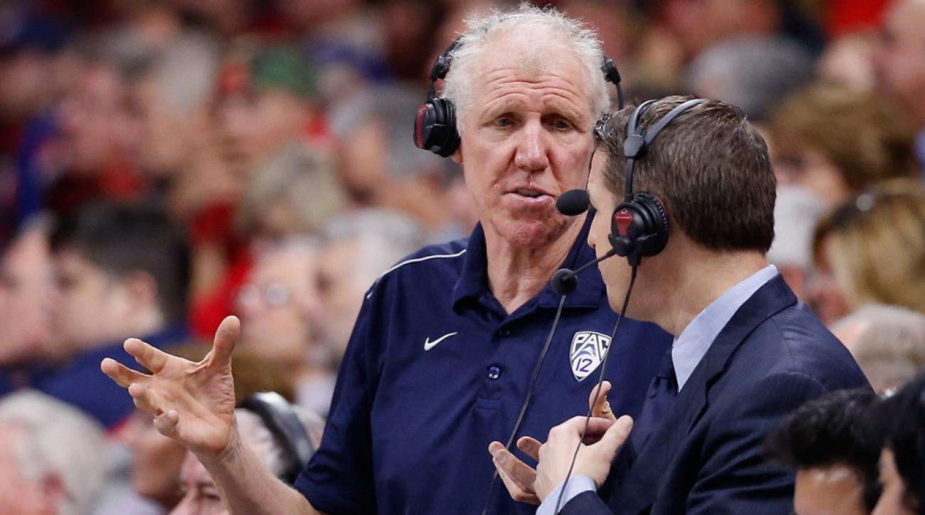 Bill Walton claims to have been milked.